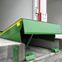 Quality Electric Hydraulic Dock Lift Load Levelers for Trucks / Forklift 6T Weight Capacity for sale