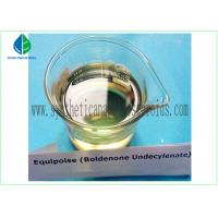 Quality CAS 10161-34-9 Equipoise Boldenone Undecylenate Injection Anabolic Androgen Steroids for sale