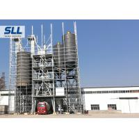 Quality Commercial Dry Mortar Powder Mixing Machine , Dry Mix Mortar Production Line for sale