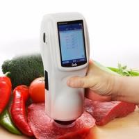 Quality 3nh NS820 meat spectrophotometer color reader colorimeter test instrument with d/8 4mm aperture for sale