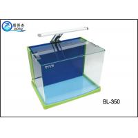 Buy Glass Mini Coffee Table Aquarium Fish Tank With Super Clear Black Extra Model at wholesale prices