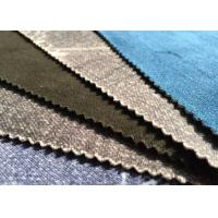 Quality Indigo 98.2 Cotton 1.8 Spandex Velveteen Fabric Durable Outdoor Fabric for sale