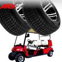 China Golf Cart Tire for citEcar Vehicle for 205/50-10, 24x8-12, Green Plus on sale