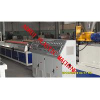 Quality WPC Settee / Couch Profile Extruder , Profile Machine for Pallet for sale