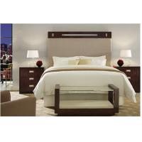 Buy High End Hotel Style Bedroom Furniture / Guestroom Boutique Hotel Furniture at wholesale prices
