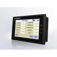Quality 24V 3W HMI Human Machine Interface TFT Touch Panel With RS232 / 422 / 485 for sale