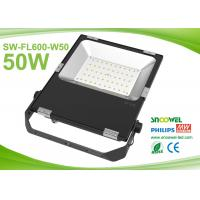 Quality Black IP65 SMD 50 Watt Led Flood Light Waterproof High Power for sale