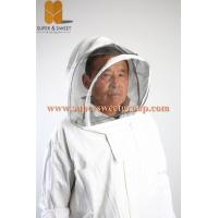 Quality Bee protective suit /beekeeping clothing White/ brown/pink for sale