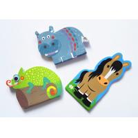 Buy cheap Promotional Custom Sticky Notes Animal Shaped C2S Glossy Art Paper Cover from wholesalers