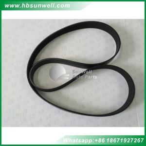 Buy cheap 3288757 8PK1417 3805805 V Ribbed Belt for Cummins engine 6CT fan belt from wholesalers