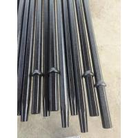 Quality 7/11/12 Degree Tapered Drill Rod With Hexagonal Steel Length Small Drilling Hole for sale