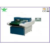 Buy cheap 25m / Min Automatic Needle Detector Machine For Garment Industrial 1.2mm from wholesalers