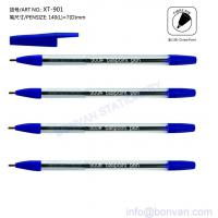 China office simple ballpoint pen,office use ballpoint pen,BIC stick pen on sale