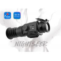 Quality Unique One Thumb Operated Thermal Imaging Sight High Resolution 1024*768 OLED Included for sale