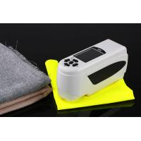 Quality Light weight cotton fabric colorimeter with color quality control software NH310 8mm and 4mm apertures camera locating for sale