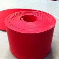 Quality Heat and fuel resistant high pressure flexible soft colorful thin silicone rubber sheets for sale
