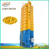 Quality Corn Dryer Machine  Manufacturer Batch Type 12.45kw 20 Tons Capacity for sale