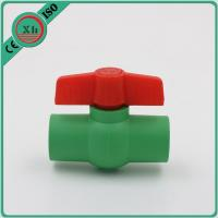 Quality Multipurpose Plastic Ball Valves And Fittings Smooth Internal Surface for sale