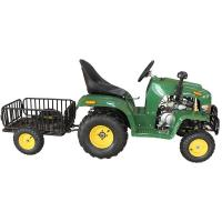 Buy Hot sell EPA approved CE certificate 110cc Mini tractor Farm tractor Samll garden tractor at wholesale prices