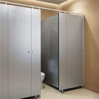 China Brikley top quality costumized hpl compact laminate toilet partition on sale
