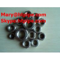 Quality duplex stainless 1.4547 steel fastener bolt nut and washer for sale