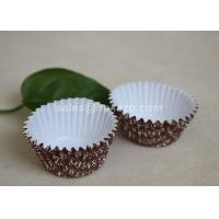 Quality Paper Personalized Custom Printed Ice Cream Cups For Dessert / Cake for sale