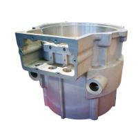 China Die Casting CNC Machine Parts Aluminum Alloy Foundry Motor Housing For Electric Motor on sale