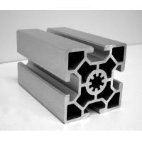 Quality 6005 Silvery Anodized Industrial Assembly Line Aluminium Profile , Aluminum Dovetail Extrusion for sale