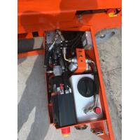 Quality Auto Brake System Hydraulic Aerial Work Platform Small Electric Scissor Lift for sale