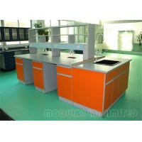 Buy All Steel Structure Dental Laboratory Bench Pedetal Lab Balance Table at wholesale prices