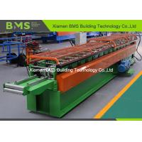 China Roller material High-Grade 45# Forged Steel Gable Channel Forming Machines on sale