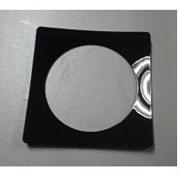 Quality Automobile Precision Injection Moulding For Curved Surface Camera Ring Light Bezel for sale