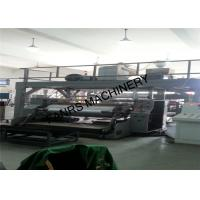 Buy 1000 mm Stretch Film Jumbo Roll Extrusion Machine With Two Screw For 2 Layer at wholesale prices