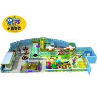 Quality Children soft play area game Soft Indoor Playground Equipments for mall for sale