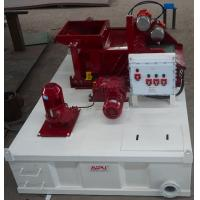 Quality CBM drilling mud recycling system unit for sale with complete line equipment for sale