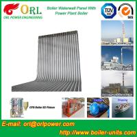 Quality Fire Tube Boiler Plant Water Wall In Boiler SA210C Steel High Low Pressure for sale