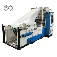 Quality TF-FTM 2L-6L China supplier CE approved facial tissue making machine for sale
