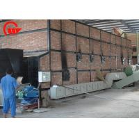 Quality Husk Burner Biomass Furnace , Automatic Feeding / Ash Remova Energy Efficient Furnace for sale