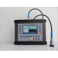 Quality Dual Channel Portable Vibration Analyzer Balancer Hg601a On Site Data Collector for sale