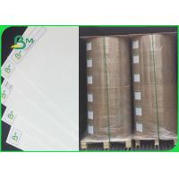 Quality Virgin Pulp Type Coated One Side Paper High Stiffness Bursting Resistance for sale