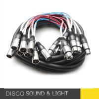 Buy XLR Female to XLR male Stage Snake Cable OEM Service With Customer at wholesale prices