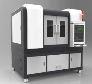 China RL-P5050-500 Fiber Laser Metal Cutting Machine 500W 800W 1KW 800mm/s Operating Speed on sale