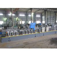 Quality Decorative Industrial Stainless Steel Tube Mill Machine With TIG Welder for sale