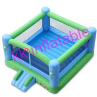 Quality Moonwalk Indoor Inflatable Bouncer Playcenter With Strong PVC Tarpaulin for sale