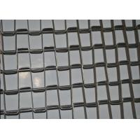 Quality 304 Stainless Steel Flat Wire Mesh Conveyor Belt Wich Loading Heavy Goods for sale