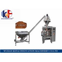 Quality KF02-PD V420 China factory sale coffee powder packing machine with auger filler for sale