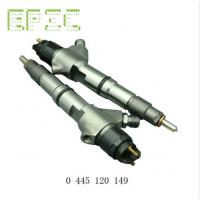 Quality EPIC Injector 0 445 120 149 Common Rail WEICHAI WD10 Diesel Engine Valve F 00R J01 692 for sale