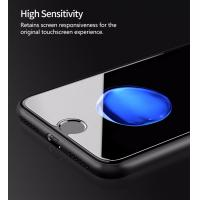 Quality HD Clear iPhone Tempered Glass Screen Protector Anti Smudge For Iphone 6 7 8 for sale