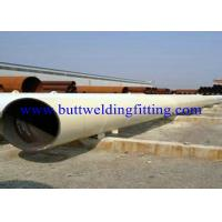 Quality ASTM DIN JIS Welded API Carbon Steel Pipe with VarnishPaint Surface for sale