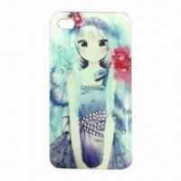 Quality PC Case with Diamonds, for iPhone 5, Fashionable for sale
